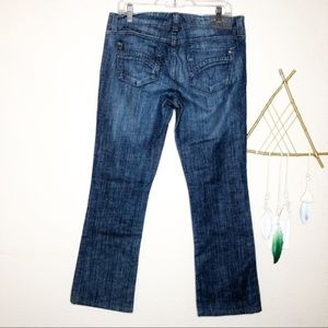 Anthropologie | Level 99 Straight Jeans